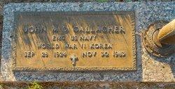 John M.D. Gallagher