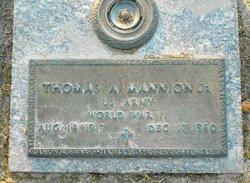 Thomas A Mannion, Jr
