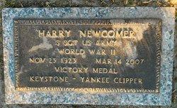 Harry Newcomer