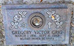 Gregory Victor Grig