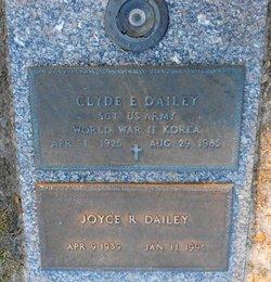 Clyde Edward Dailey