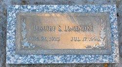 Dorothy Ann <I>Spangler</I> Longendyke