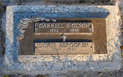 Darrell B Olson