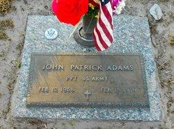 John Patrick Adams