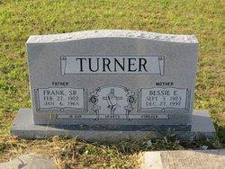 Frank Turner, Sr