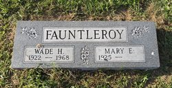 Mary E. Fauntleroy