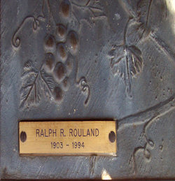 Ralph Roscoe Rouland