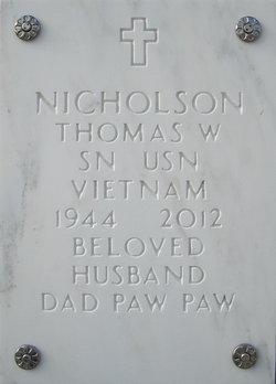 Thomas William Nicholson