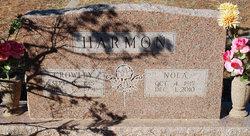 Nola Lee Ann <I>Patterson</I> Harmon