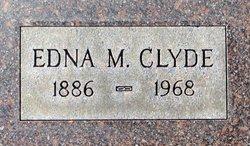 Edna M <I>Smith</I> Clyde