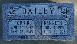 Kenneth Lee Bailey