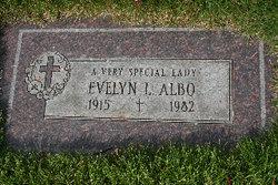 Evelyn Leah <I>Meranda</I> Albo