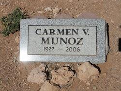 Carmen V Munoz