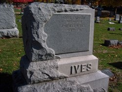 """Adelaide F. """"Addie"""" <I>Mason</I> Ives"""