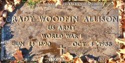 Grady Woodfin Allison