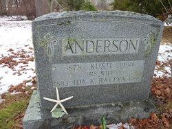Ida K. <I>Rattya</I> Anderson