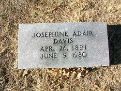 Josephine Adair <I>Clarke</I> Davis