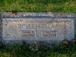 Viola <I>Croy</I> Rosenthal