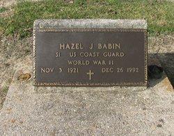 Hazel <I>Jumonville</I> Babin