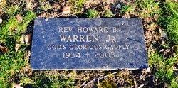 Rev Howard B. Warren, Jr