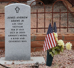 James Andrew Adams, Jr