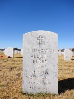 Allen J Berry