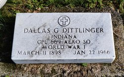 Dallas G Dittlinger