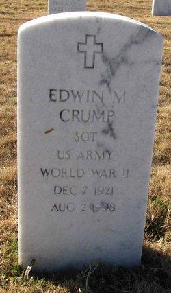 Edwin M Crump