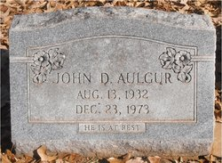 John D. Aulgur