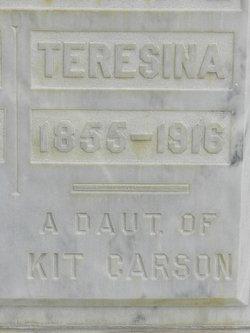 Teresina <I>Carson</I> Allen