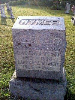 Rebecca A <I>Gaumer</I> Wymer