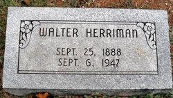 Walter Harrison Herriman