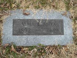 Alma L Amyx