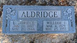 E. Doriece Aldridge