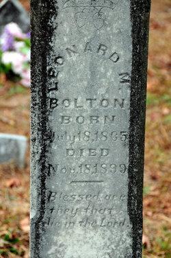 "Leonard M. ""Lum"" Bolton"