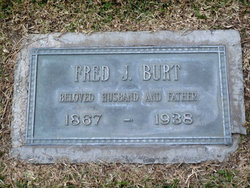 Fred James Burt