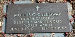Morris Obie Galloway