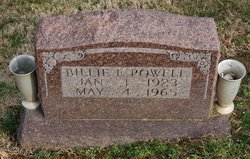 Billie E Powell