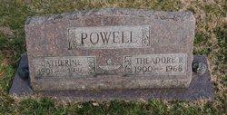 Theadore R Powell