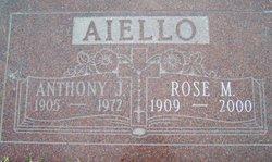 """Anthony J. """"Tony"""" Aiello"""