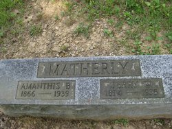 """Jeremiah W. """"Jerry"""" Matherly"""