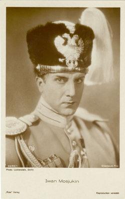 Ivan Ilyich Mozzhukhin