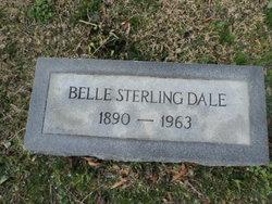 Belle <I>Sterling</I> Dale