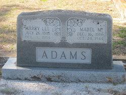 Mabel M Adams