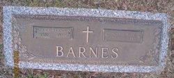 Minnie <I>Bell</I> Barnes