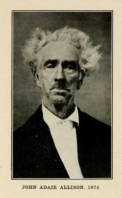 John Adair Allison