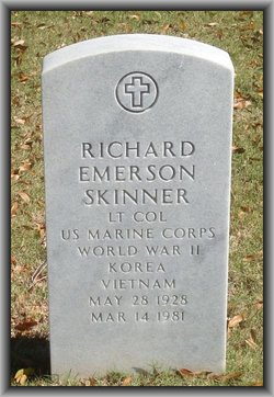 Richard Emerson Skinner
