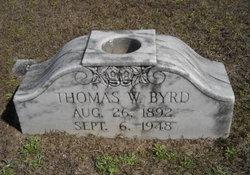 Thomas Watson Byrd