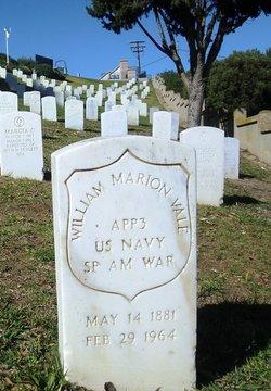 William Marion Vale