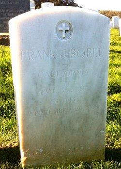 PVT Frank John Borel